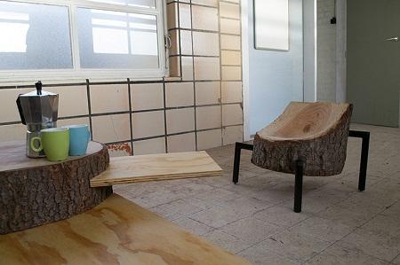 EcoNotas.com: Muebles de Madera Reciclada