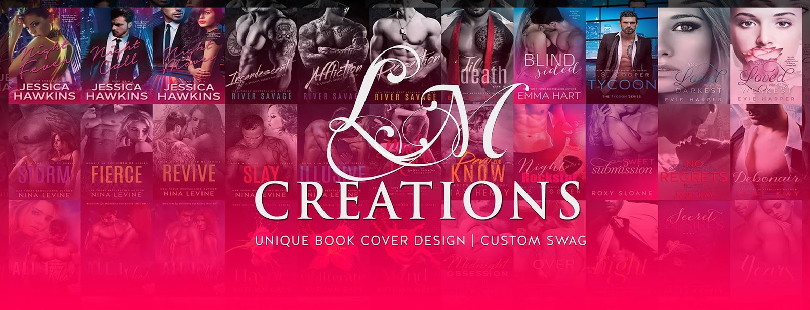 https://www.facebook.com/LMbookCreations