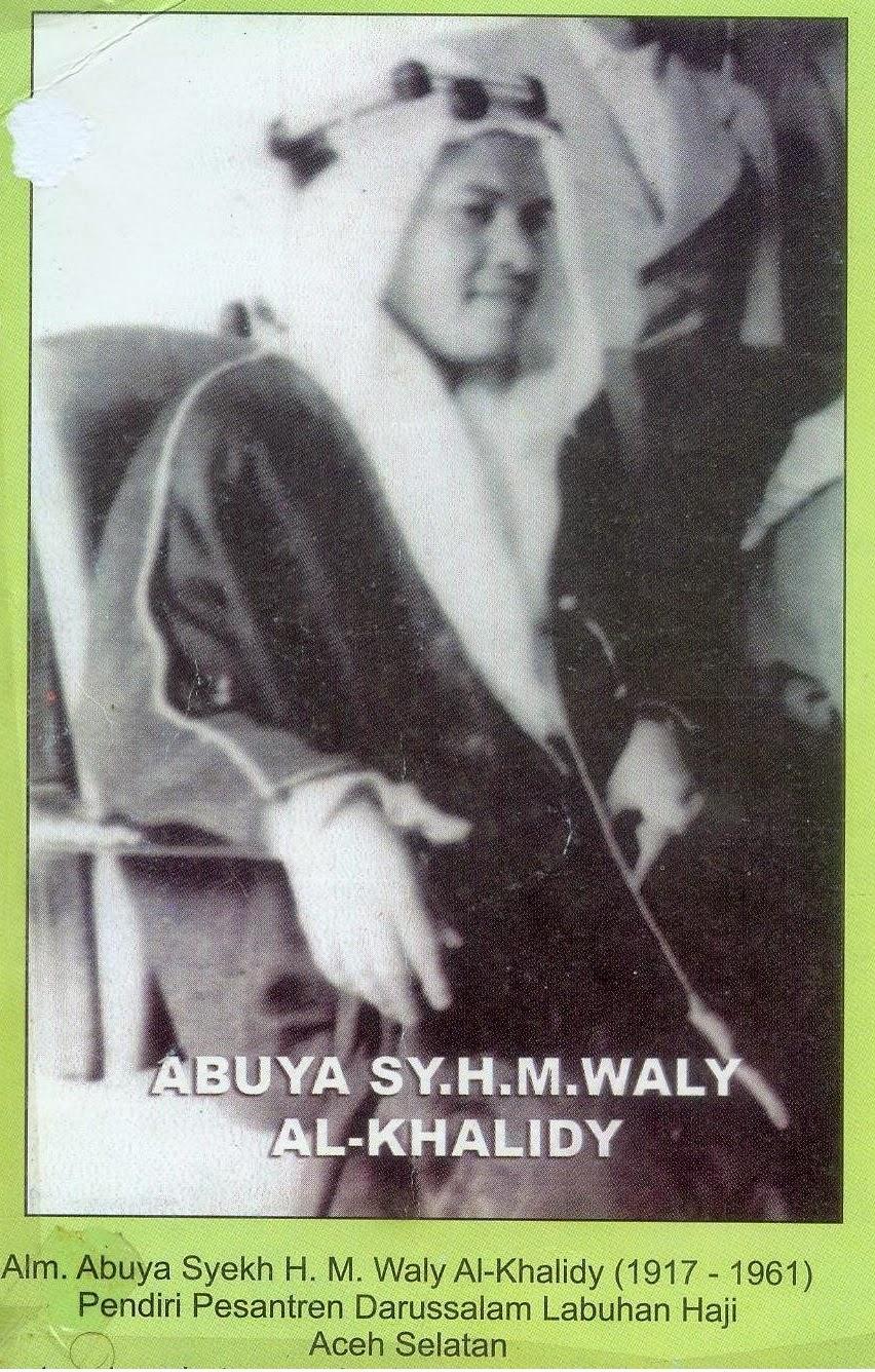 Abuya Muda Wali al-Khalidi