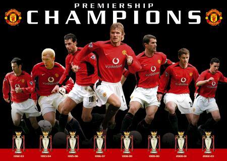 Kumpulan Pemain Terbaik Manchester United