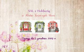 Świąteczny SAL z Hobberią