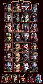 Choose Your Weapon Mortal Kombat Komplete Edition
