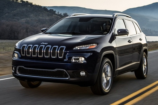 2014 Jeep Cherokee