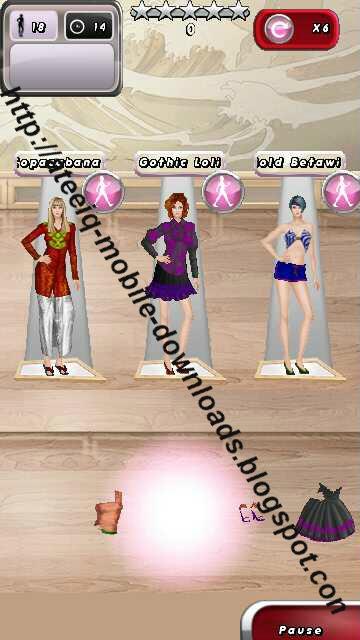 Jojo Fashion Show