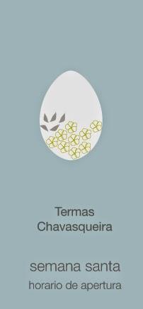 Termas Chavasqueira, Semana Santa, Ourense Spa, onsen