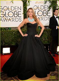 Sofía Vergara Golden Globes