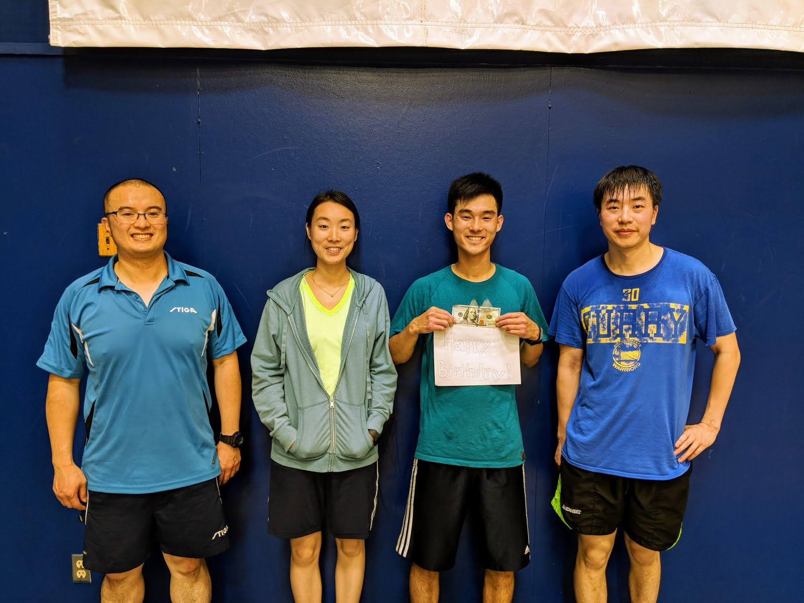 Winner Group A STTC League June 24, 2018