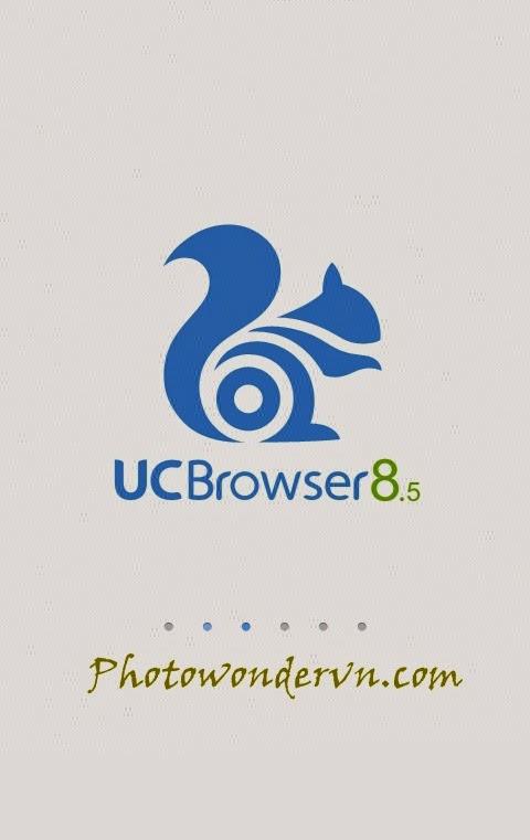 Uc Browser cho điện thoại