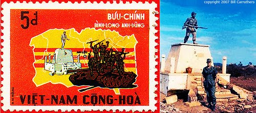 An Lộc Stamp