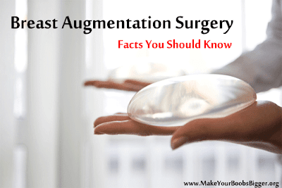 Breast Augmentation Surgery Details