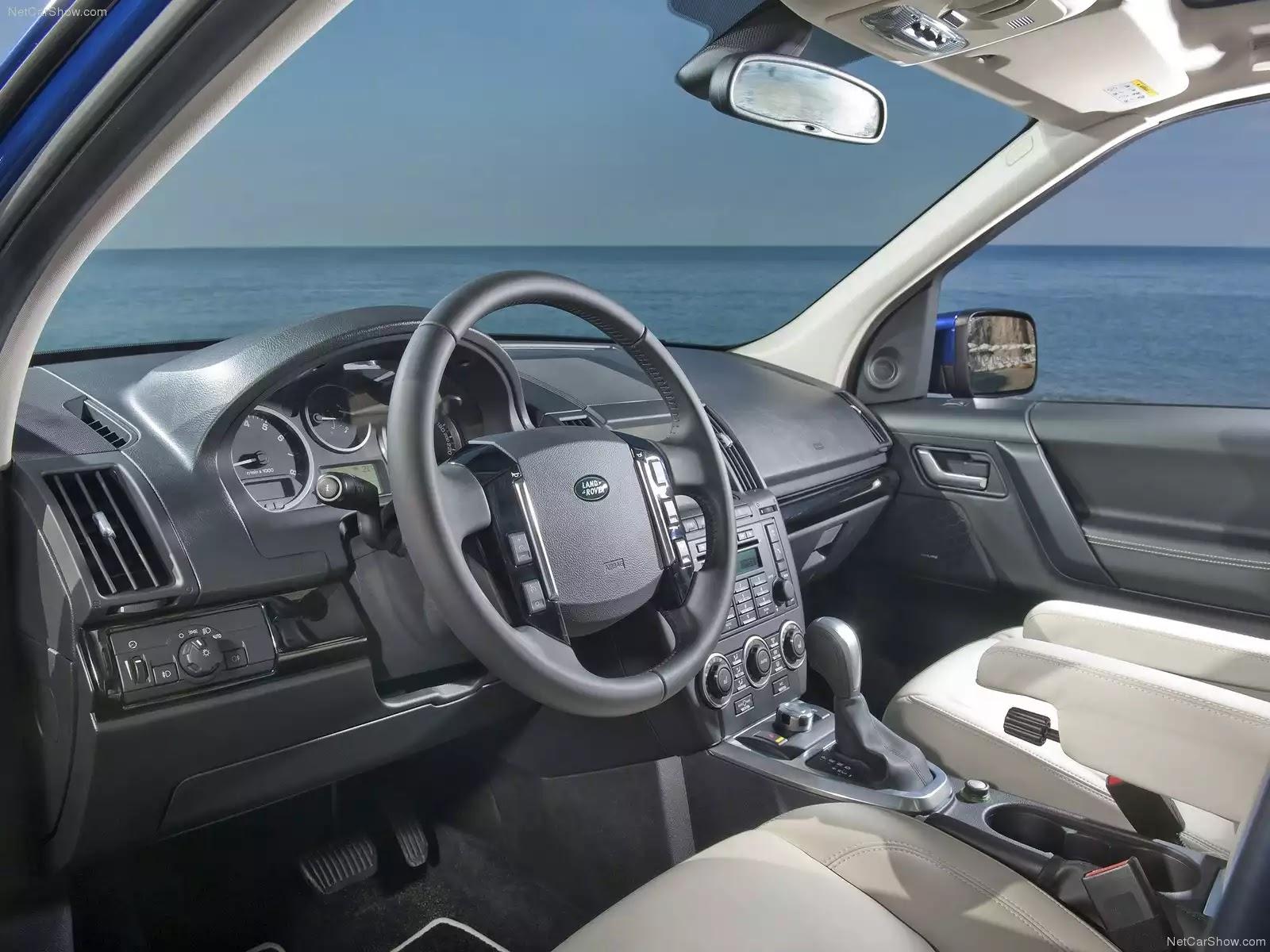 Hình ảnh xe ô tô Land Rover Freelander 2 2011 & nội ngoại thất