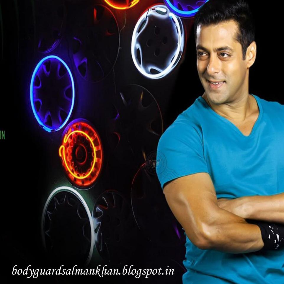 Salman Khan Fan Club Wallpaper