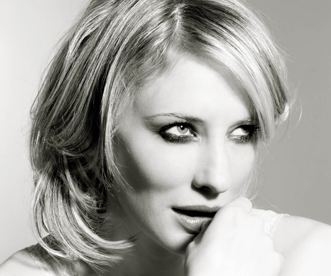 Cate Blanchett ... Inteligent ,Talented, Natural Aristocratic and ... Cate Blanchett