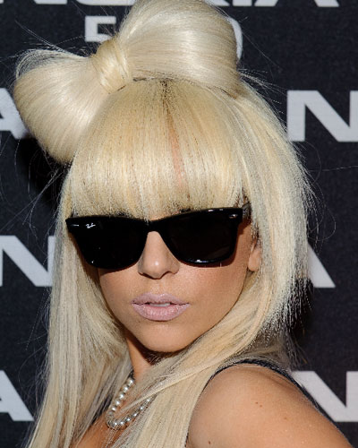 Lady Gaga Hair