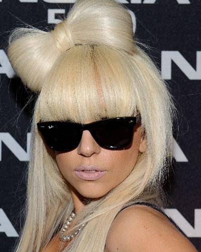 Lady Gaga Hair