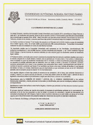 H. Consejo Universitario UAAAN