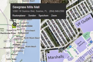 Sawgrass Outlet Fort Lauderdale