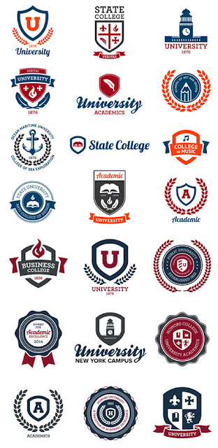 University and College Emblems