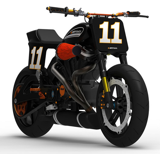 Bottpower xr-1 motorbike