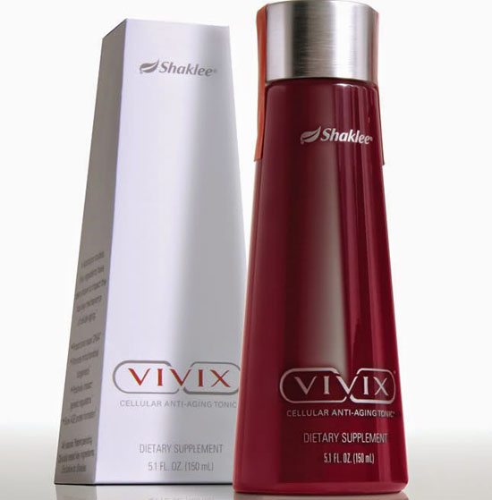 Vivix Shaklee Bukan Supplement Biasa