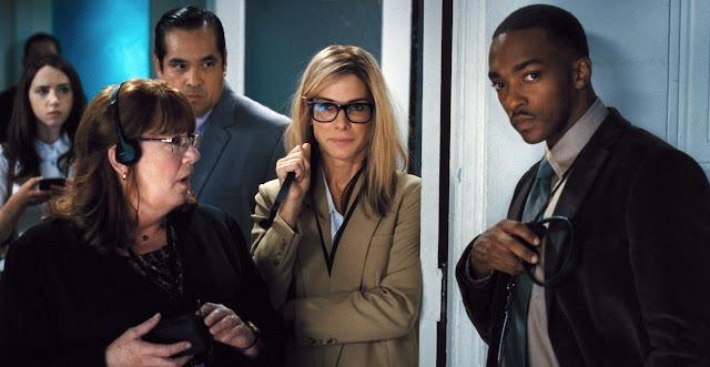 Sandra Bullock é destaque no primeiro trailer de Especialista em Crise