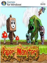 FREE DOWNLOAD PC GAME Paper Monsters v1.0 (2013) FULL VERSION