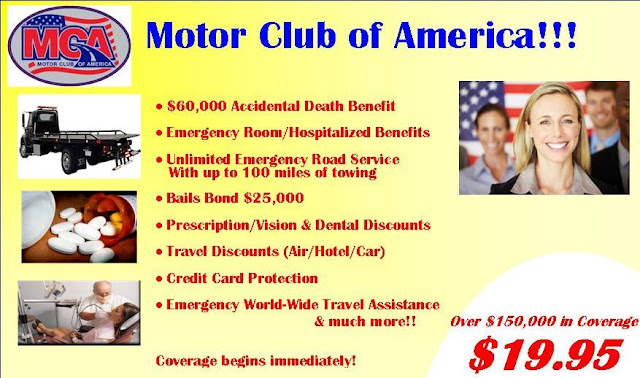 Motor Club Of America Pays Agents 200 Commissions In Advance