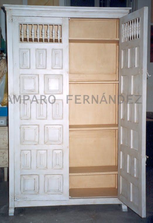 Amparo fern ndez muebles - Muebles castellanos ...