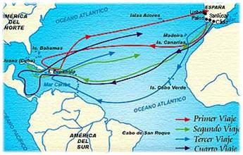 1492 viajes: