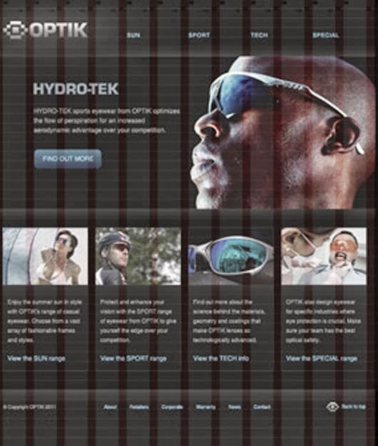 Create a Grid Based Web Design in HTML5 & CSS3