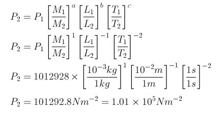 what is the dimensional formula of centripetal force