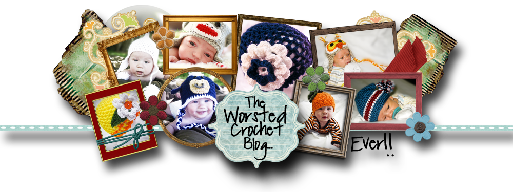 The Worsted Crochet Blog