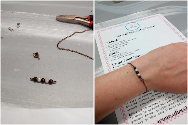 bracelet, bijoux, La Perle des Loisirs, bullelodie