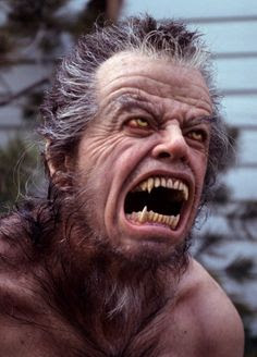 Jack Nicholson Wolf, Lobo