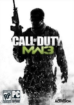 capa Call of Duty: Modern Warfare 3 3DM PC (2011)