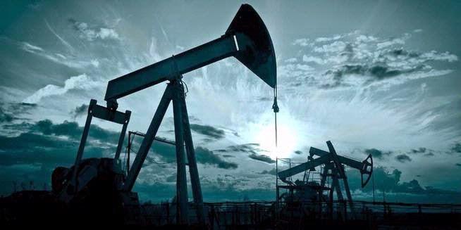 harga minyak turun bebas