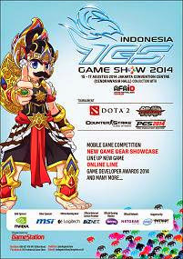 Indonesia Game Show 2014 Siap Digelar