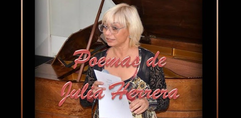 JULIA HERRERA - POEMAS EN VIDEO