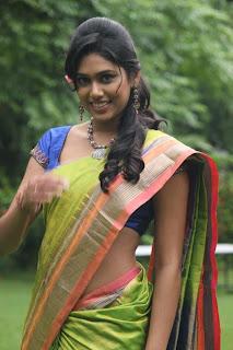 Manisha Yadav's new avatar in 'Oru Kuppa Kadhai'