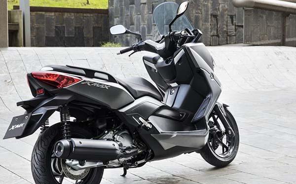Spesifikasi Yamaha X Max 250