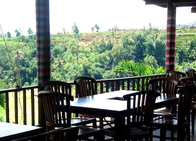 Objek wisata Jatiluwih di Bali 3