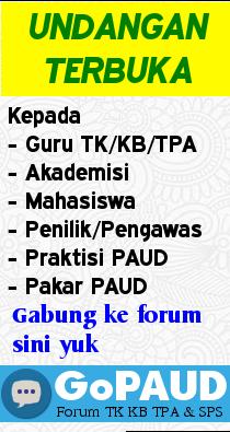 GoPAUD Forum TK KB Terbesar TANPA SPAM (POSTING SAMPAH)