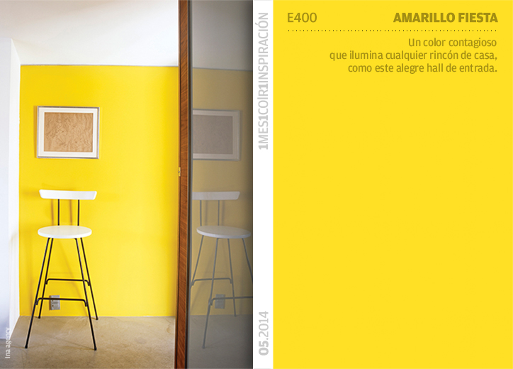 El color amarillo decorar tu casa es - Decoracion de paredes colores ...