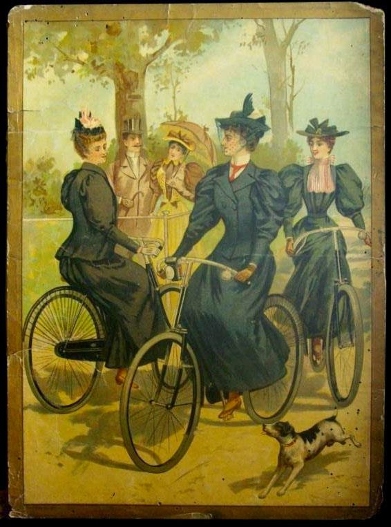 ...Mujeres Bici-bles...