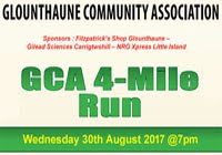 Glounthaune 4 mile race nr Cork City...Wed 30th Aug 2017