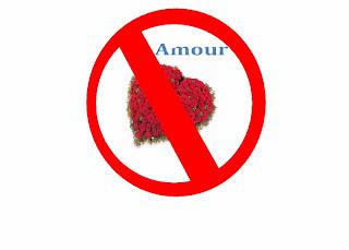 anti-love picture: anti amour