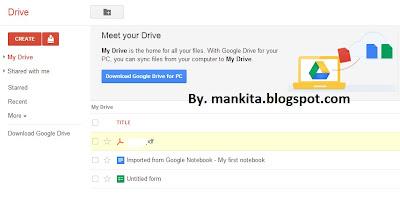 Google, Drive