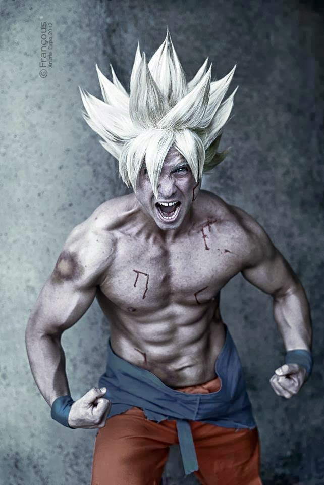 Goku - Dragon Ball Z - Living Ichigo