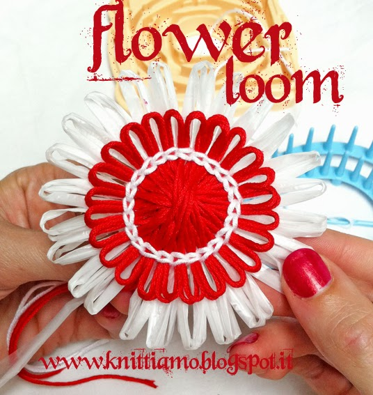 Come utilizzare il flower loom