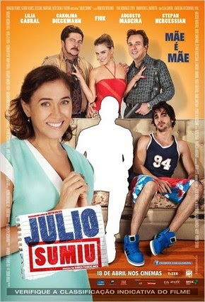 julioo Julio Sumiu Bluray Nacional